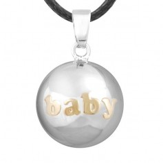 Collier bola de grossesse baby