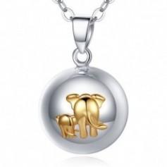 Bola de grossesse motif éléphants
